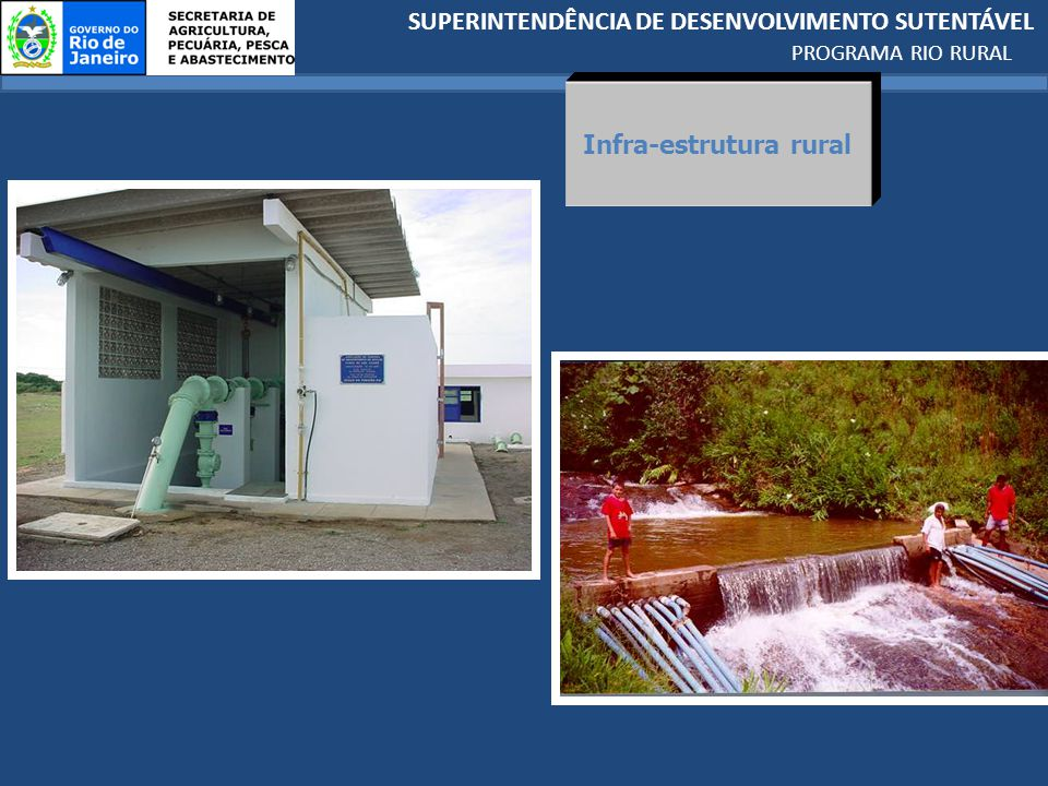 Infra-estrutura rural
