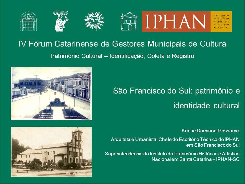 IV Fórum Catarinense de Gestores Municipais de Cultura