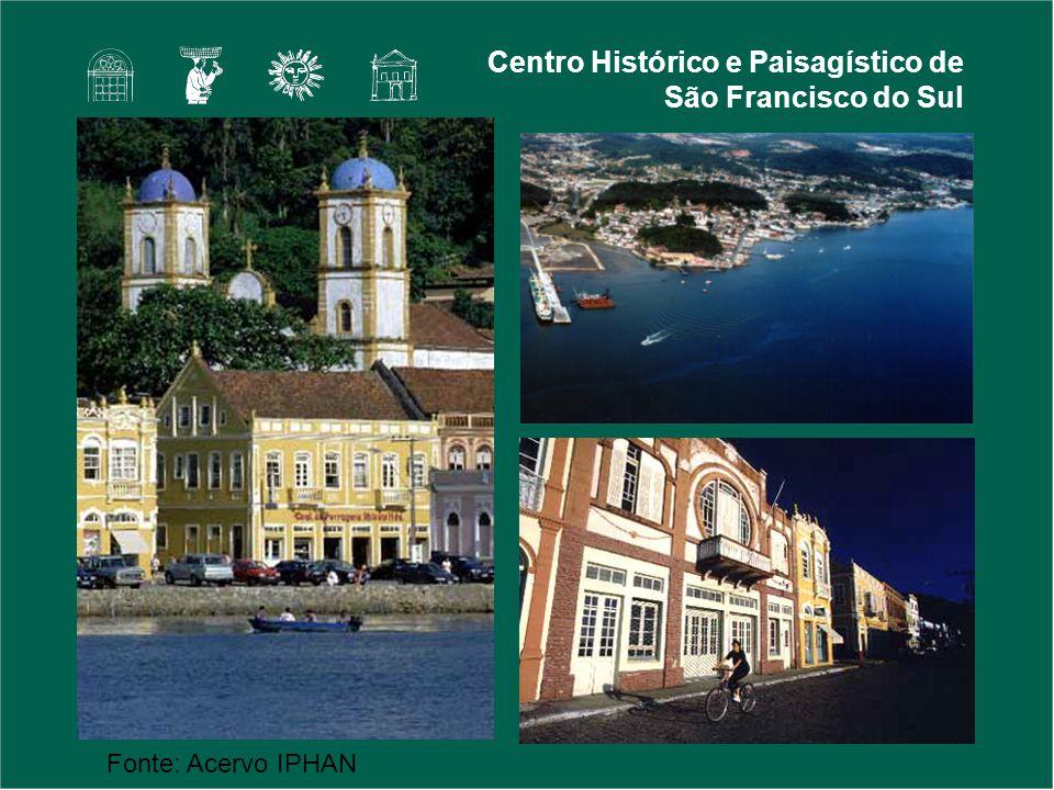 Centro Histórico e Paisagístico de São Francisco do Sul