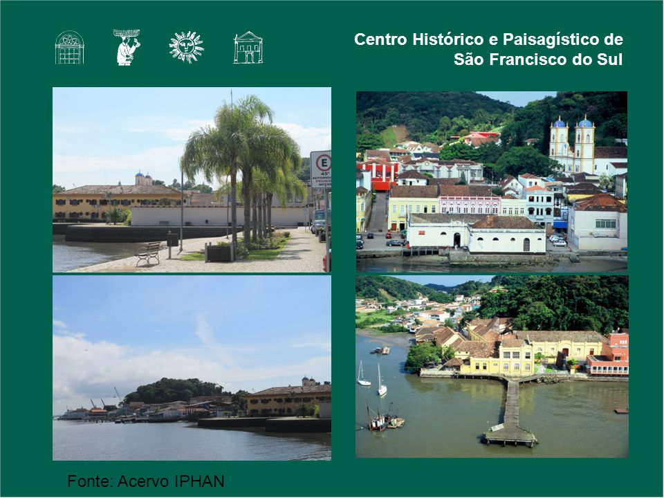 Centro Histórico e Paisagístico de