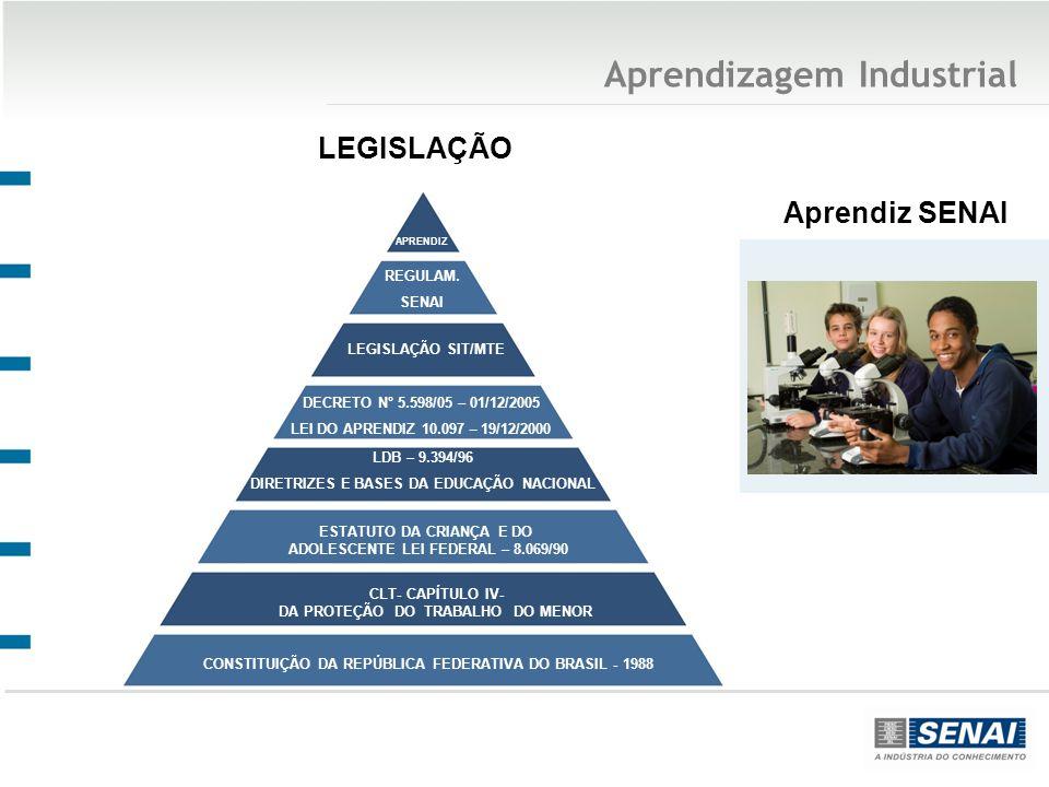 Aprendizagem Industrial