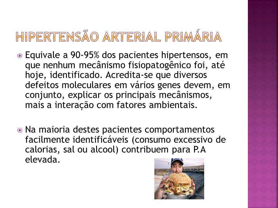 Hipertensão arterial primária