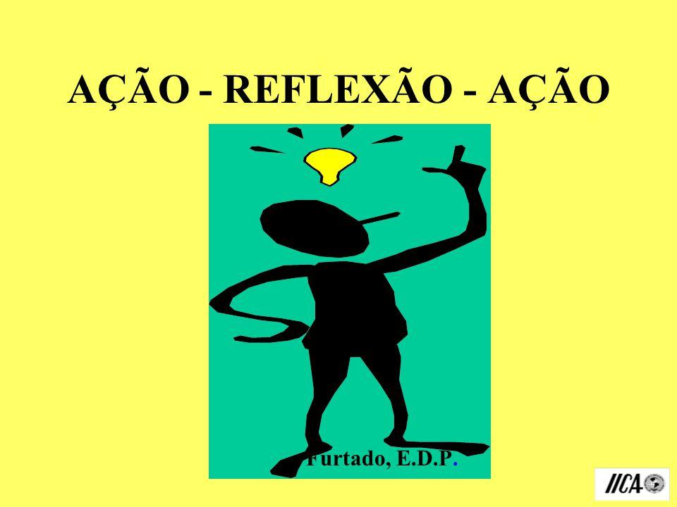 AÇÃO - REFLEXÃO - AÇÃO Furtado, E.D.P.