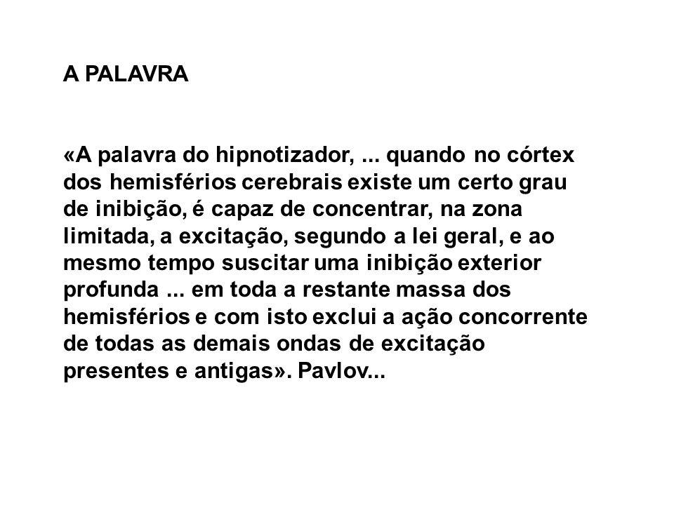 A PALAVRA