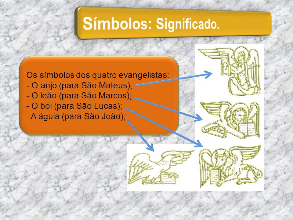 Símbolos: Significado.