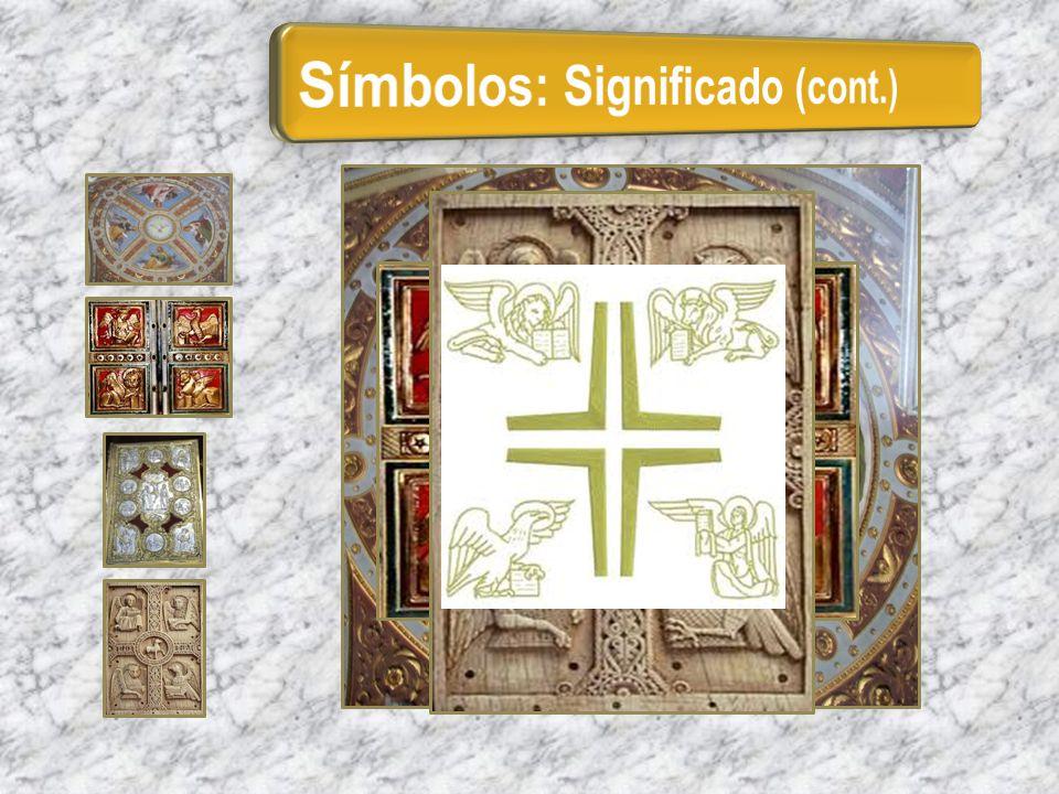 Símbolos: Significado (cont.)