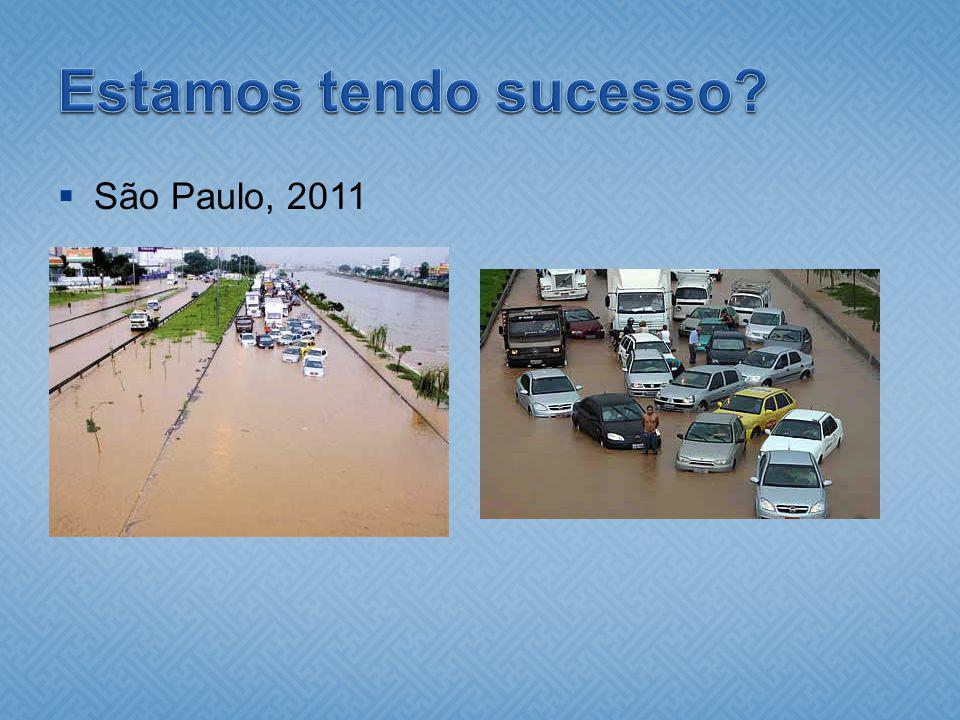 Estamos tendo sucesso São Paulo, 2011