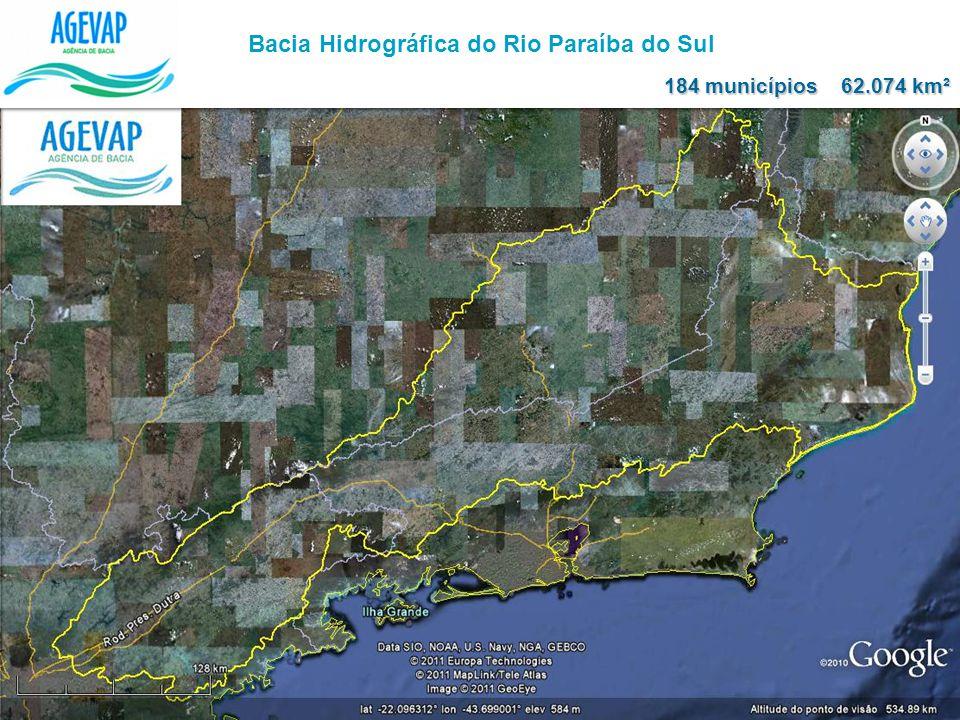 Bacia Hidrográfica do Rio Paraíba do Sul