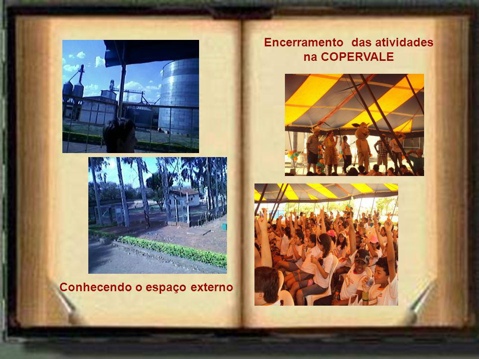 Encerramento das atividades na COPERVALE