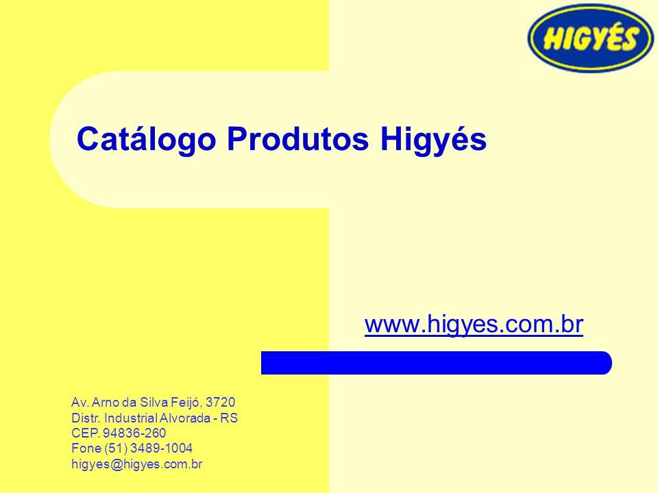 Catálogo Produtos Higyés