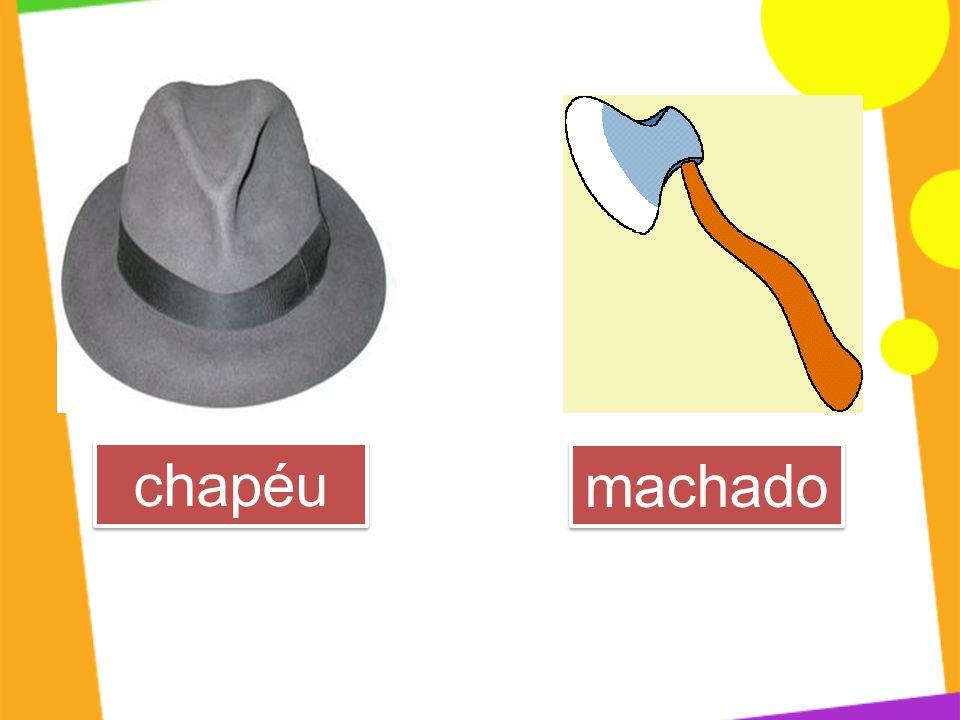 chapéu machado