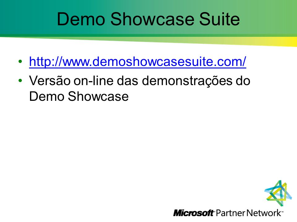 Demo Showcase Suite http://www.demoshowcasesuite.com/