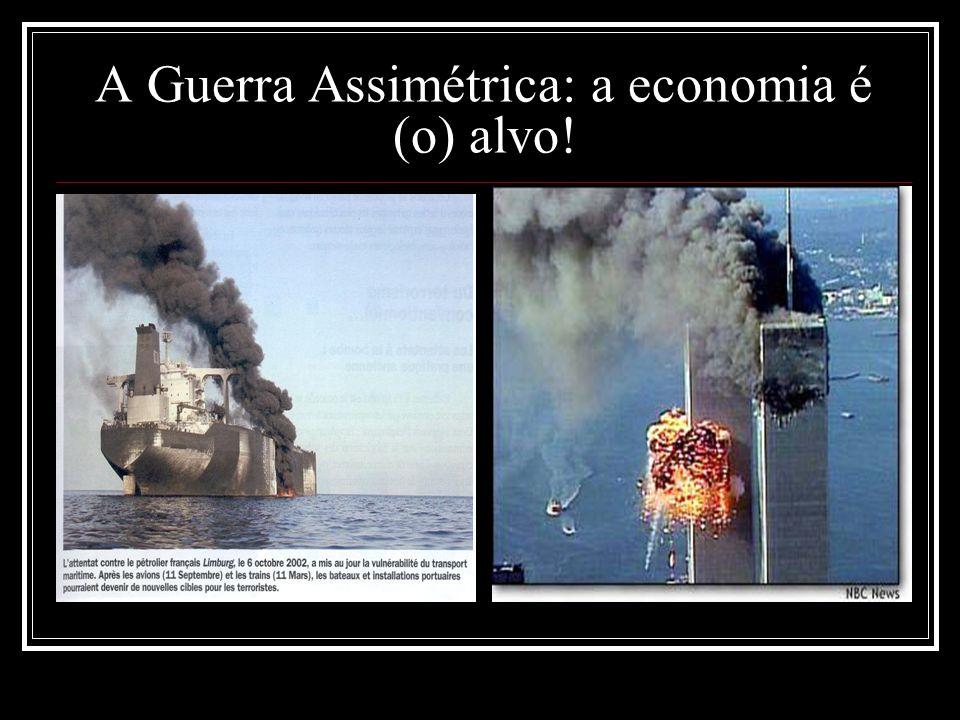A Guerra Assimétrica: a economia é (o) alvo!