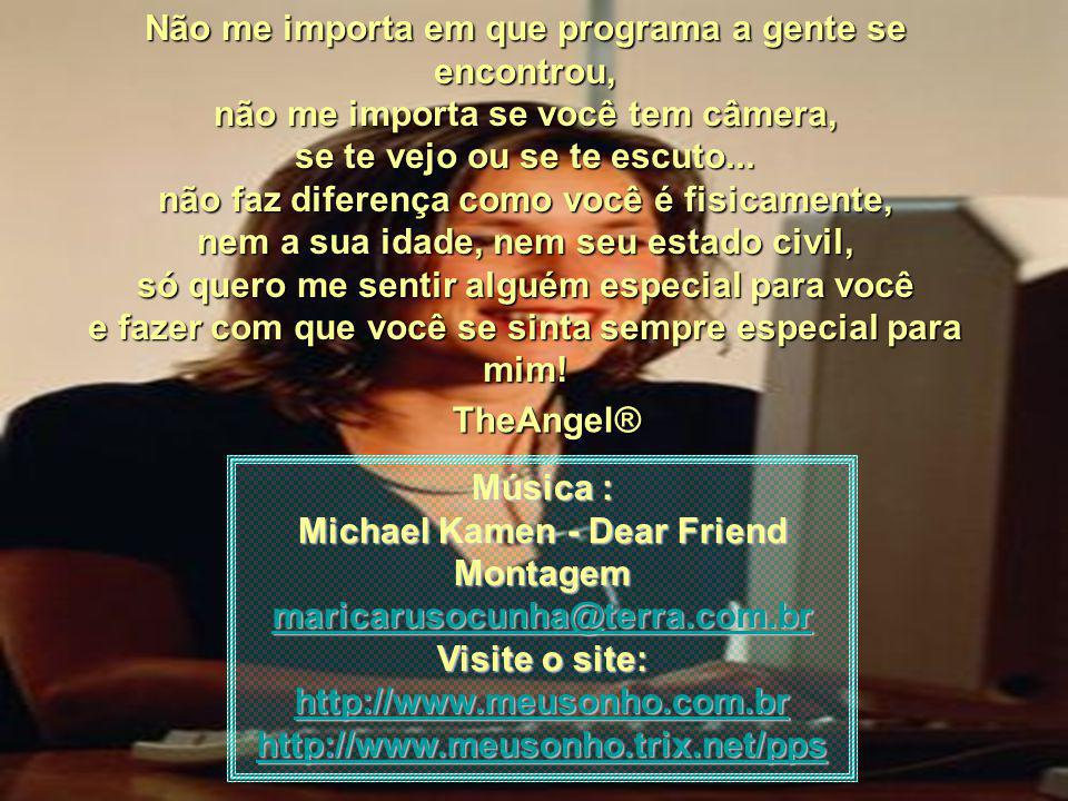 Michael Kamen - Dear Friend