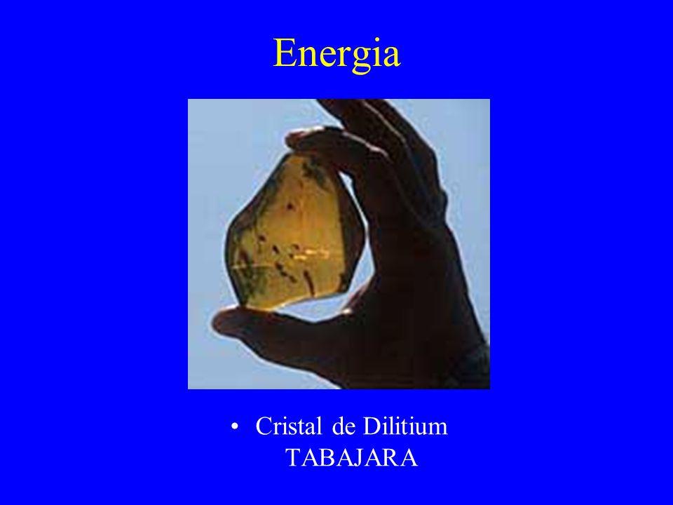 Cristal de Dilitium TABAJARA