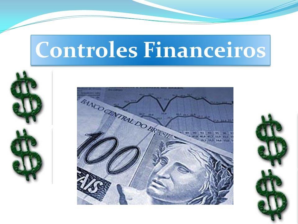 Controles Financeiros