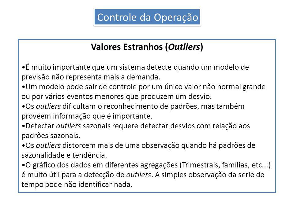 Valores Estranhos (Outliers)