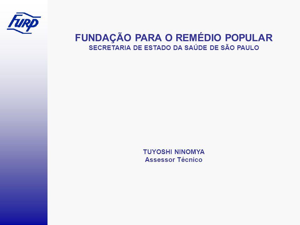 FUNDAÇÃO PARA O REMÉDIO POPULAR