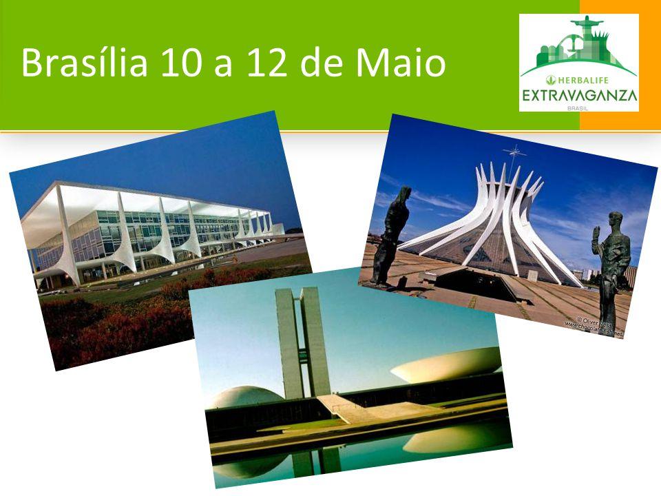Brasília 10 a 12 de Maio