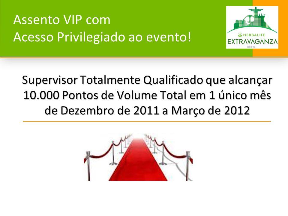 Assento VIP com Acesso Privilegiado ao evento!