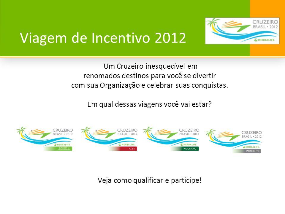 Viagem de Incentivo 2012