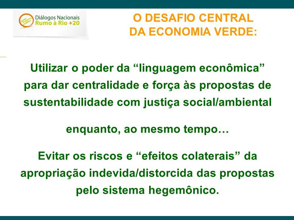 Utilizar o poder da linguagem econômica