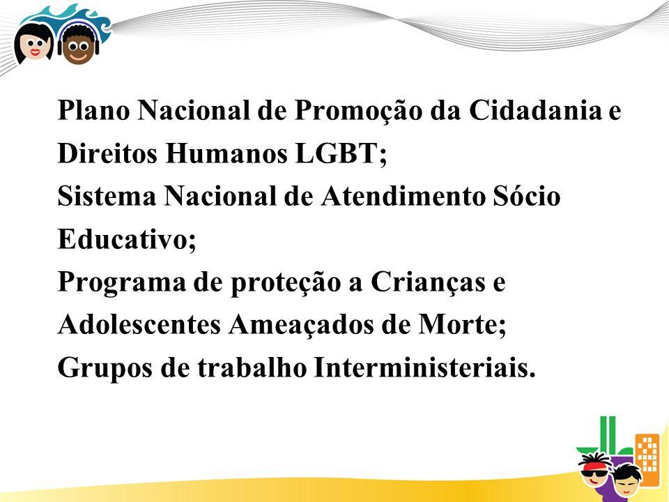Plano Nacional de Promoção da Cidadania e
