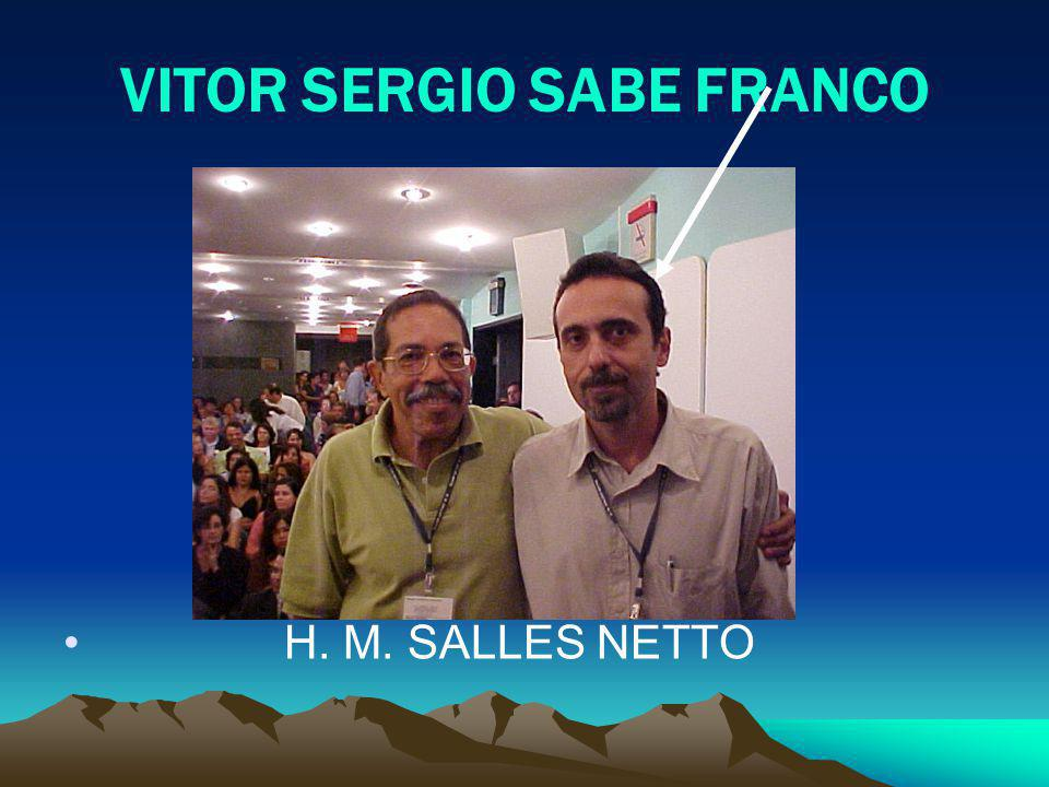 VITOR SERGIO SABE FRANCO