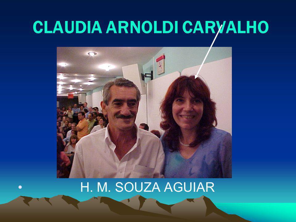 CLAUDIA ARNOLDI CARVALHO