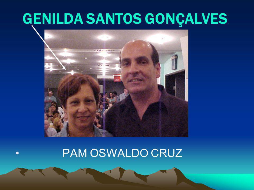 GENILDA SANTOS GONÇALVES