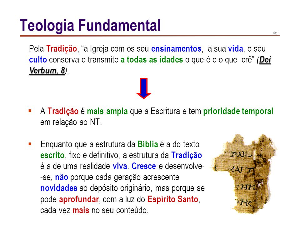 Teologia Fundamental a c