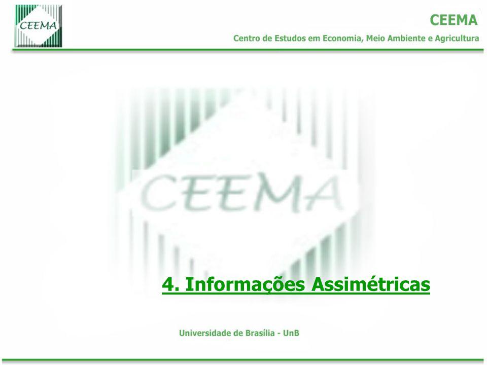 4. Informações Assimétricas