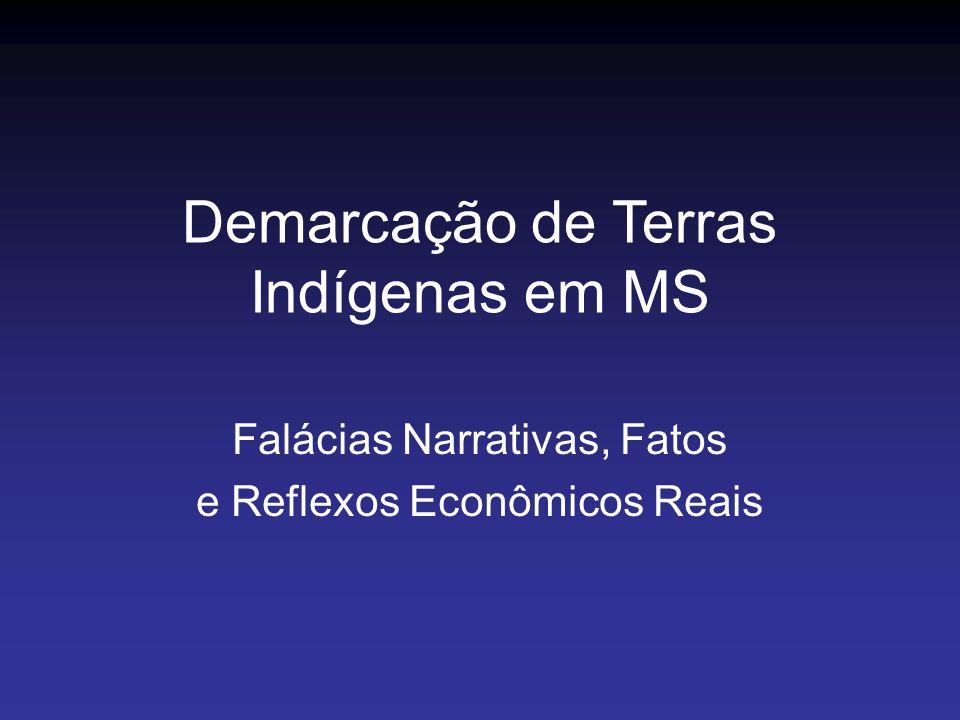 Falácias Narrativas, Fatos e Reflexos Econômicos Reais