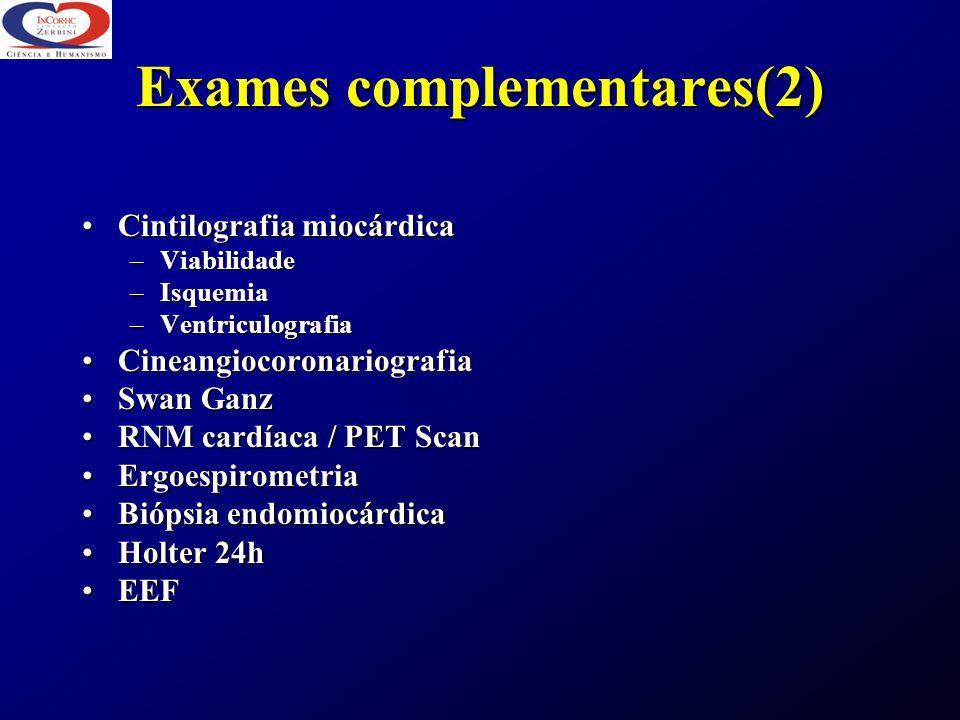 Exames complementares(2)
