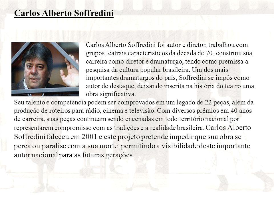 Carlos Alberto Soffredini