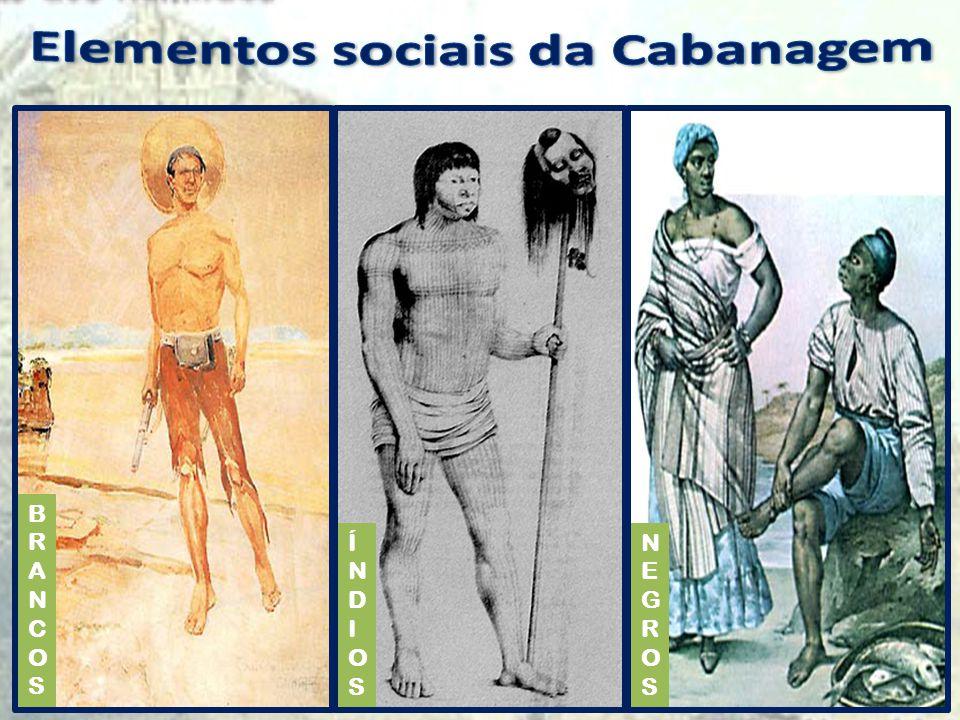 Elementos sociais da Cabanagem