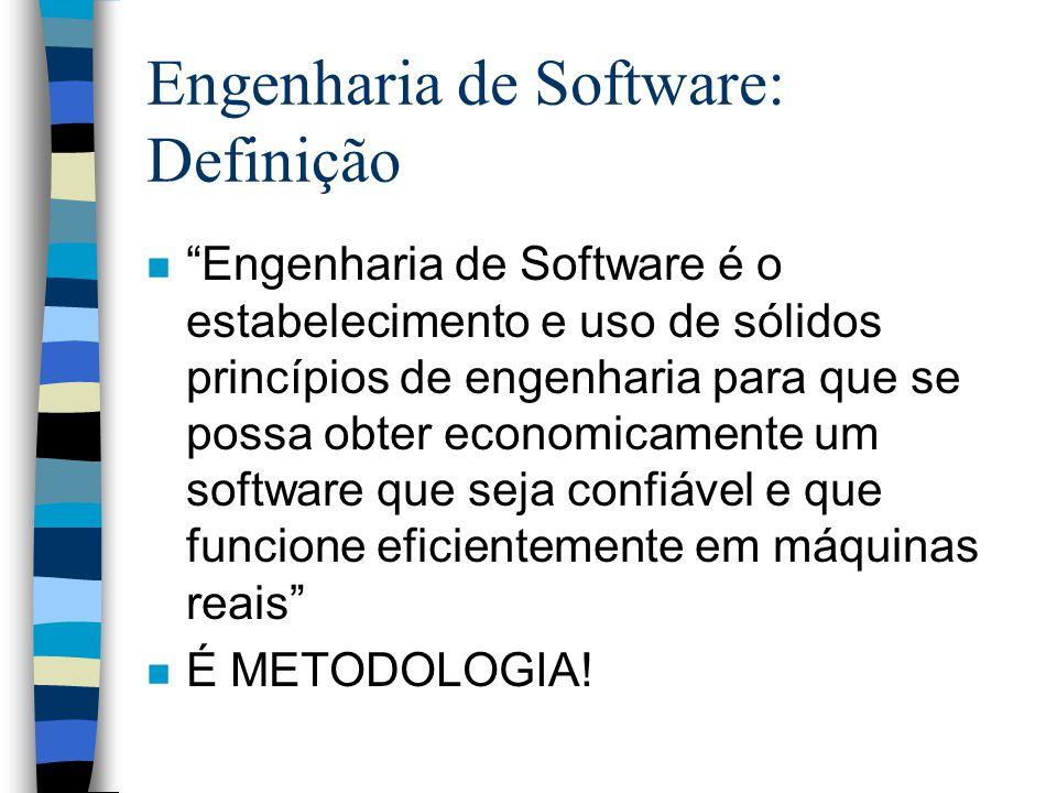 Engenharia de Software: Definição