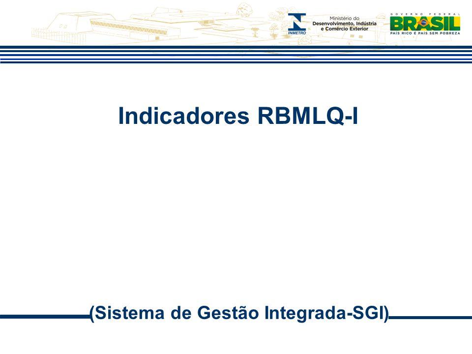 Indicadores RBMLQ-I (Sistema de Gestão Integrada-SGI) 18