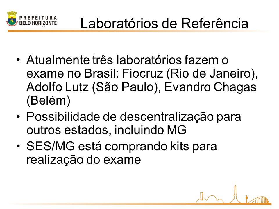 Laboratórios de Referência