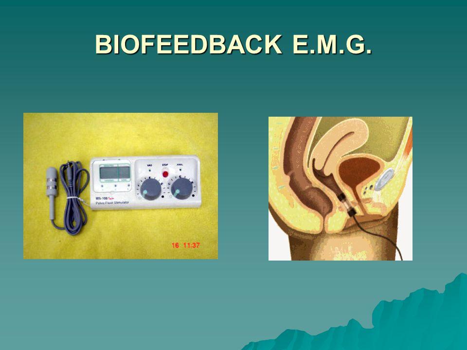 BIOFEEDBACK E.M.G.