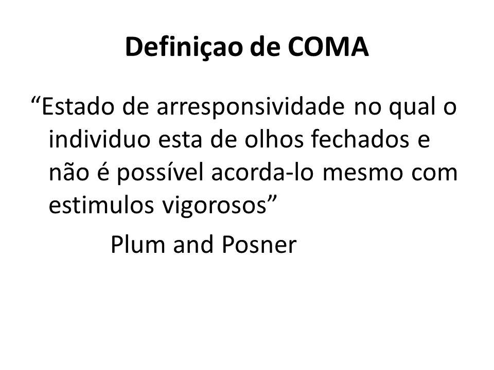 Definiçao de COMA