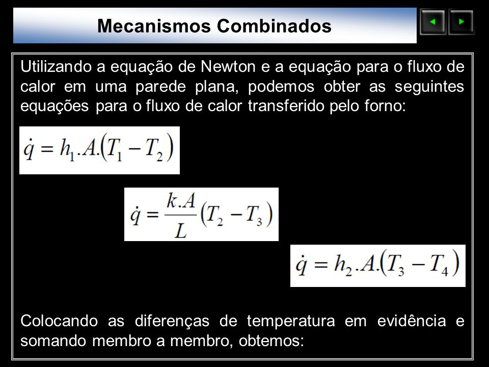 Mecanismos Combinados
