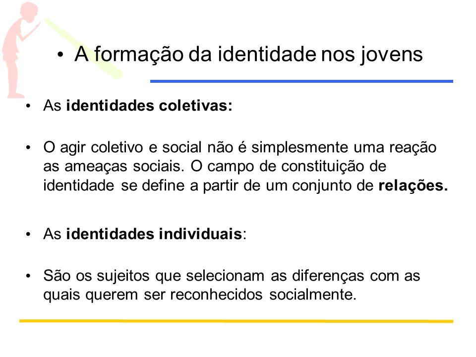 A formação da identidade nos jovens