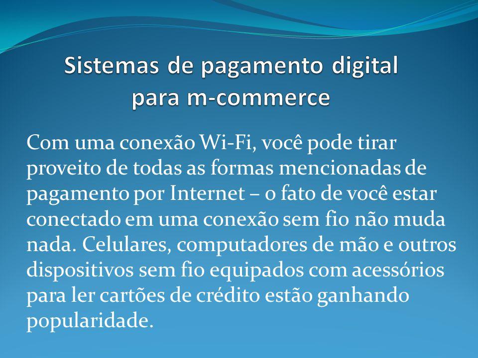 Sistemas de pagamento digital para m-commerce