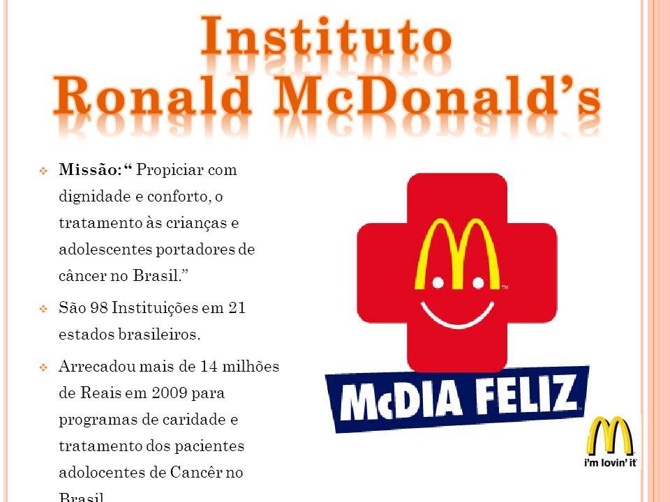 Instituto Ronald McDonald's