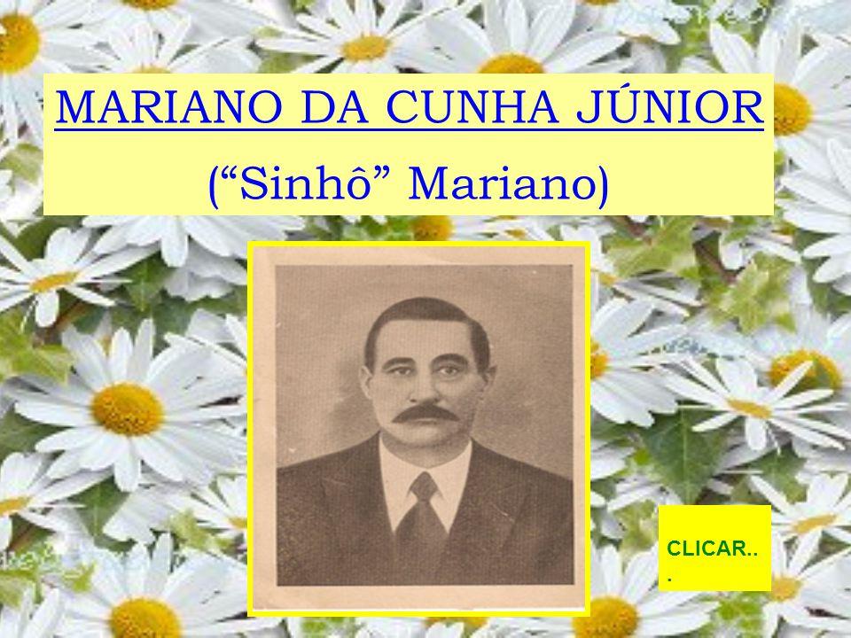 MARIANO DA CUNHA JÚNIOR