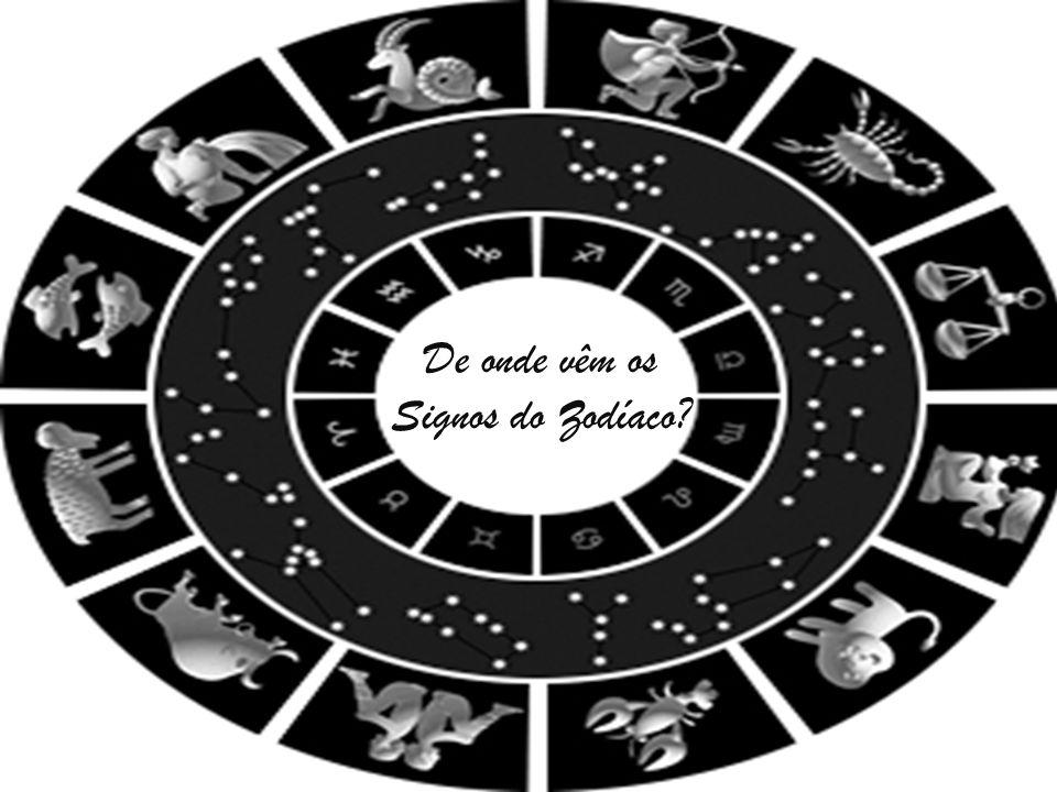 De onde vêm os Signos do Zodíaco