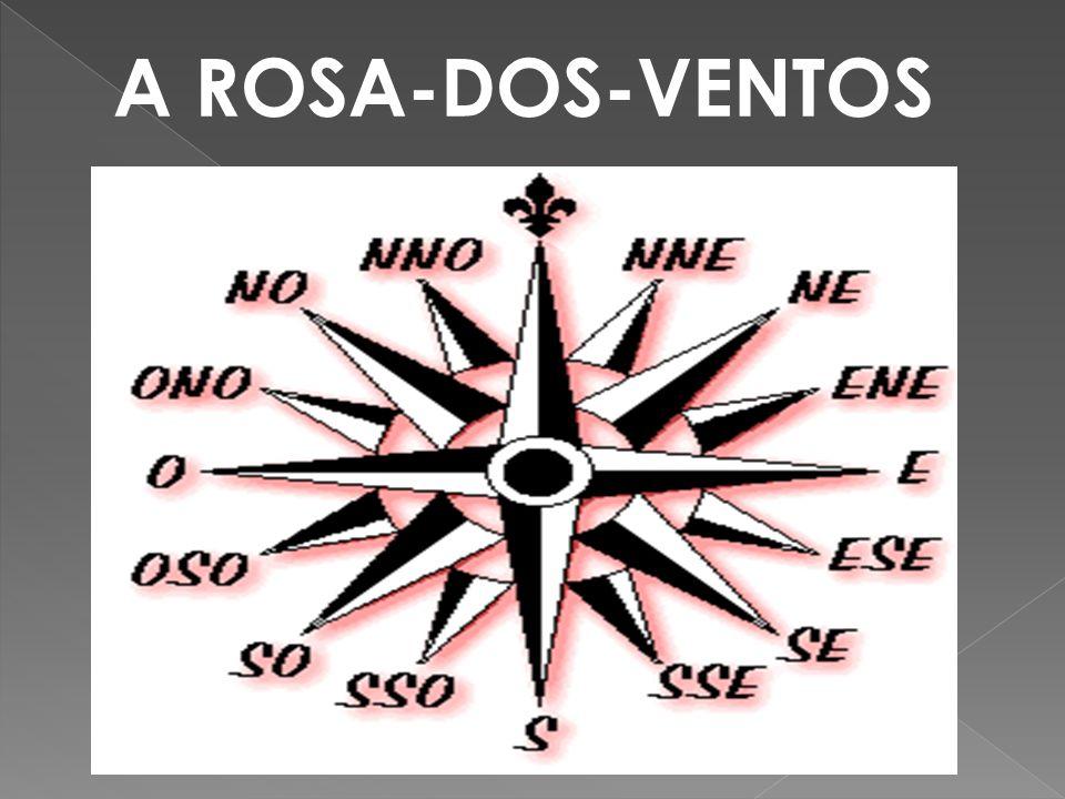 A ROSA-DOS-VENTOS