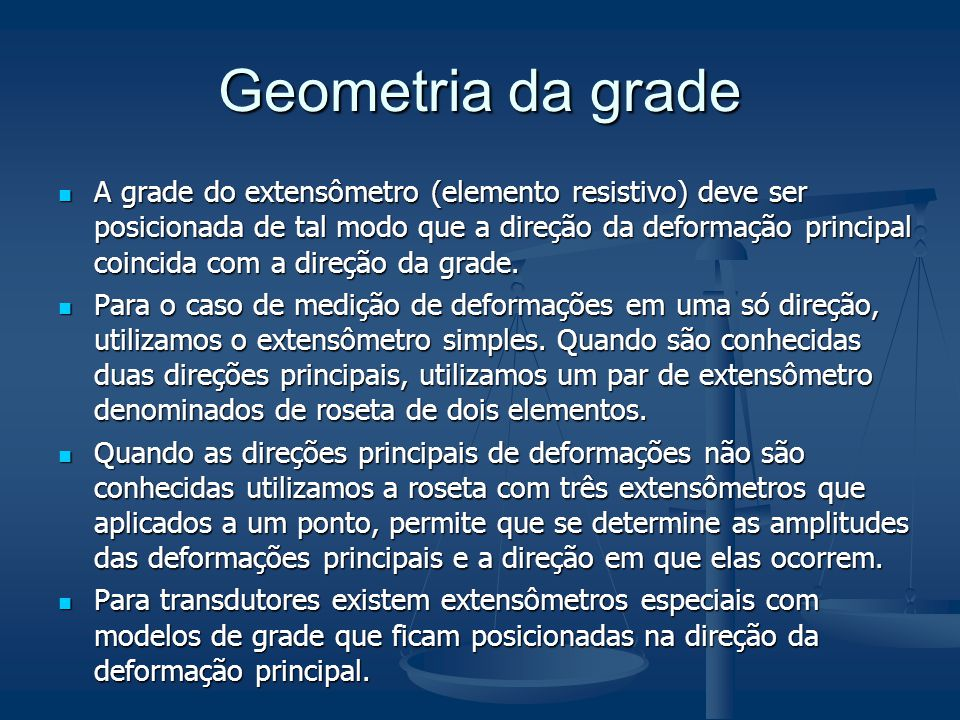 Geometria da grade