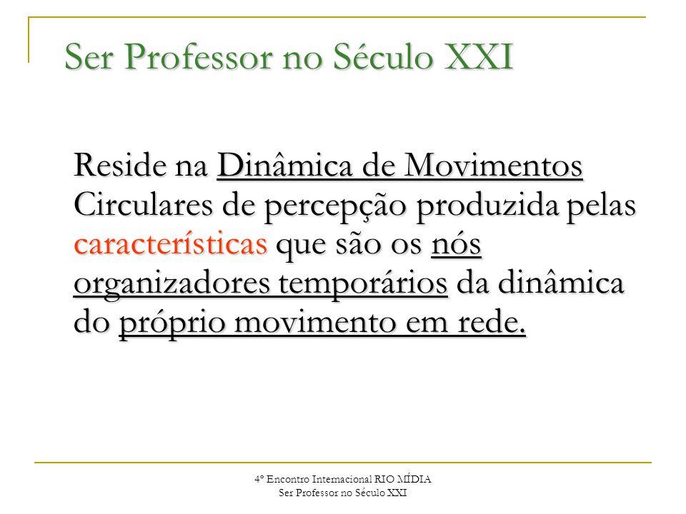Ser Professor no Século XXI